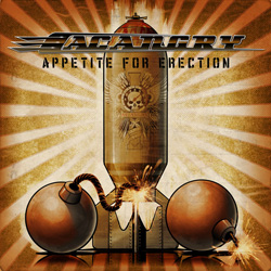 AC ANGRY – Appetite For Erection (SPV)