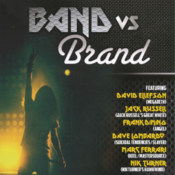 BAND VS BRAND (MVD Visual / Cleopatra)
