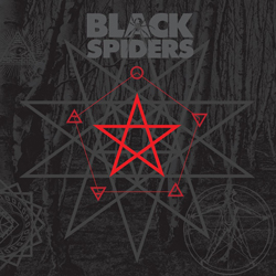 THIS WEEK I'M LISTENING TO... BLACK SPIDERS Black Spiders (Dark Riders Records)