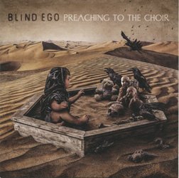THIS WEEK I'M LISTENING TO...BLIND EGO Preaching To The Converted (Gentle Art Of Music)