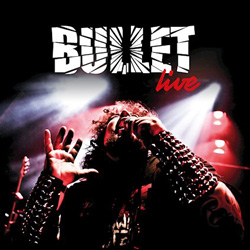 THIS WEEK I'M LISTENING TO... BULLET 'Live' (SPV)