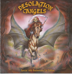 DESOLATION ANGELS – Desolation Angels (Independent)