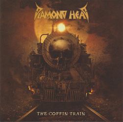 THIS WEEK I'M LISTENING TO... DIAMOND HEAD The Coffin Train (Silver Lining Music)