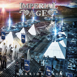 IMPERIAL AGE – Warrior Race (Adulruna Records)