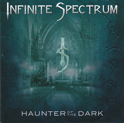 INFINITE SPECTRUM – Haunter Of The Dark (Sensory/The Laser's Edge)