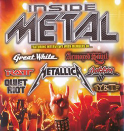INSIDE METAL: THE PIONEERS OF LOS ANGELES HARD ROCK AND METAL (Metal Rock Films)