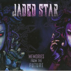 JADED STAR – Memories From The Future (Sensory/The Laser's Edge)