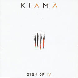 KIAMA – Sign Of IV (Tigermoth)