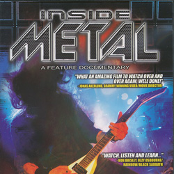 INSIDE METAL: THE LA METAL SCENE EXPLODES (MetalRock Films)