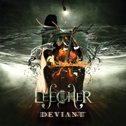 THIS WEEK I'M LISTENING TO...LEECHER Deviant (Nail Records)