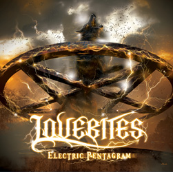 THIS WEEK I'M LISTENING TO...LOVEBITES Electric Pentagram (JPU Records)