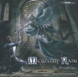 MERCURY RAIN – St Matthieu: Remastered & Reborn (Bristol Archive Records)