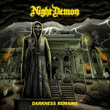 NIGHT DEMON – Darkness Remains (SPV)
