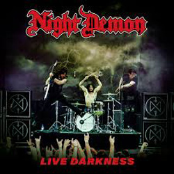 NIGHT DEMON – Live Darkness (SPV)