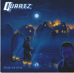 QUARTZ – Fear No Evil (High Roller Records)