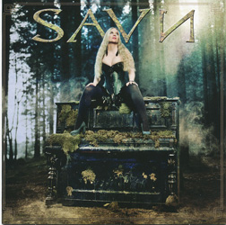 SAVN – Savn (CDR Records Norway)