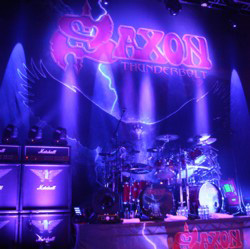 SAXON, Diamond Head and Rock Goddess, Great Hall, Cardiff, 23 February 2018