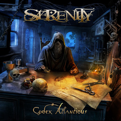 SERENITY – Codex Atlanticus (Napalm Records)