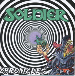 SOLDIER – Chronicles (Starhaven Records)