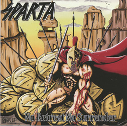 SPARTA – No Retreat No Surrender (Suspect)