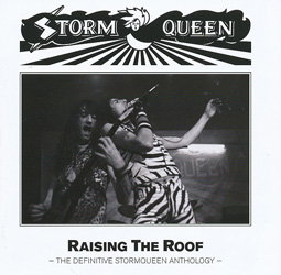 STORMQUEEN – Raising the Roof (High Roller Records)