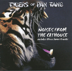 TYGERS OF PAN TANG – Noises From The Cathouse (Angel Air)