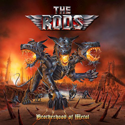 THIS WEEK I'M LISTENING TO... THE RODS Brotherhood Of Metal (SPV)