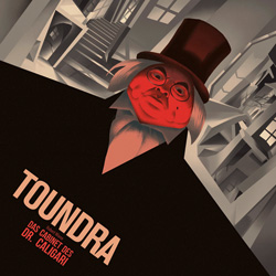 THIS WEEK I'M LISTENING TO...TOUNDRA 'Das Cabinet Des Dr Caligari' (InsideOut)