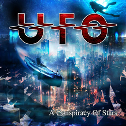 UFO - A Conspiracy Of Stars (SPV Records)