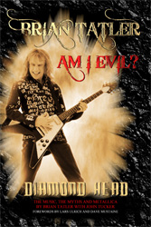 Am I Evil? – The Music, The Myths And Metallica by Brian Tatler with John Tucker