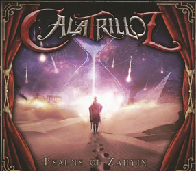 CALATRILLOZ – Psalms Of Zahyin (independent Release)