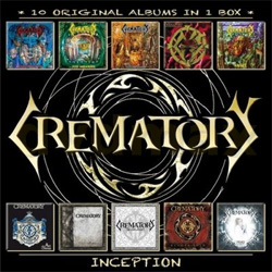 CREMATORY – 'Inception' (SPV)